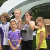 Junior School winners-Lordswood Primary School, Source:Heather Brown