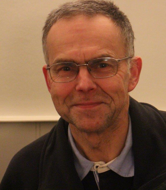 photo of Mark Glaisher