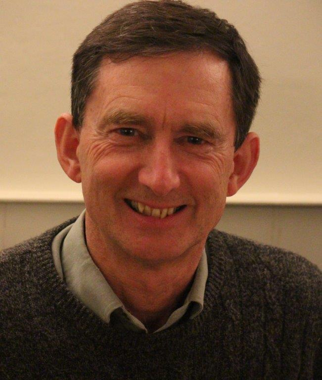 photo of Simon Blanchflower